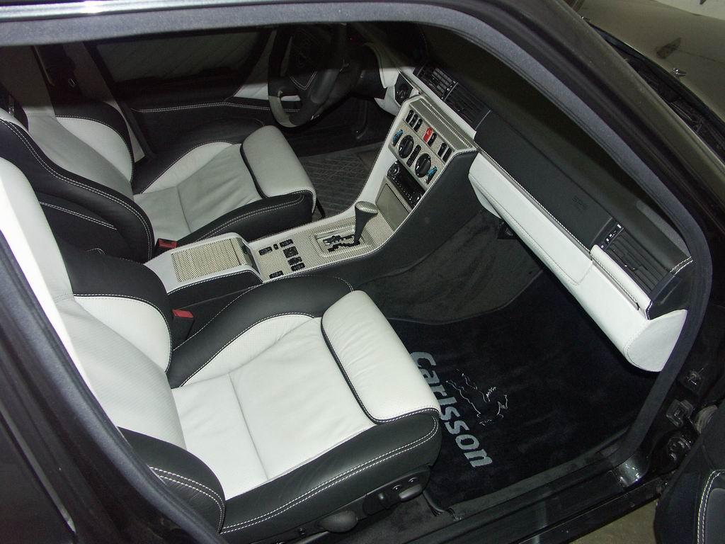 Mercedes Benz W Coupe Interior Swap